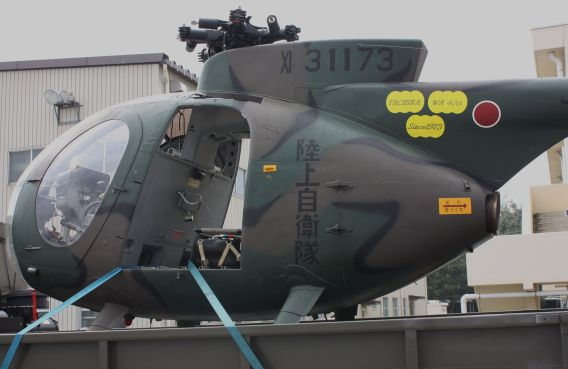 oh-6d on truck (left side)