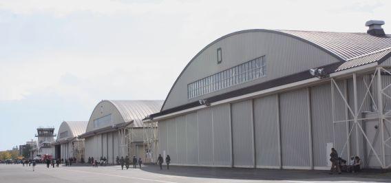 tachikawa hangars