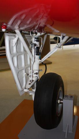 Fuji T-3 mainwheel
