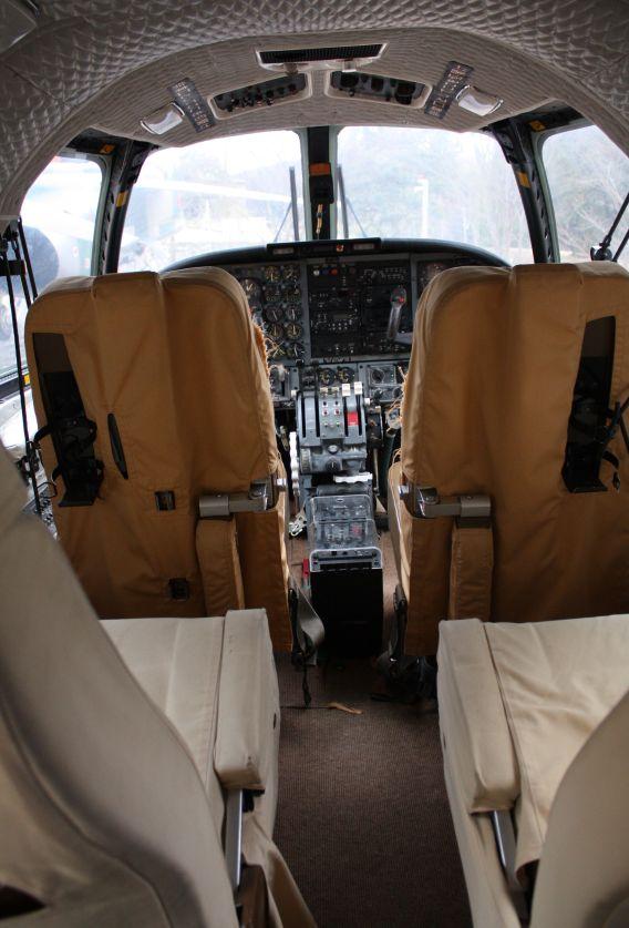 LR-1 interior