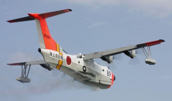 US-1A takeoff(3)