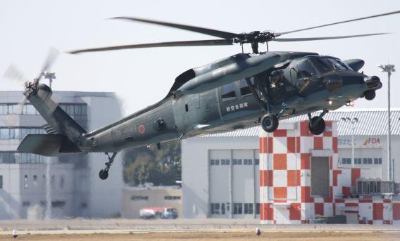 JASDF Komaki UH-60J