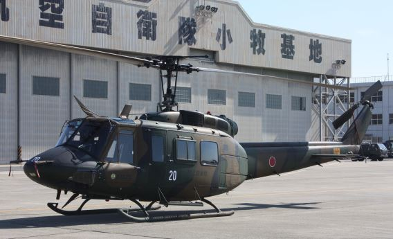 JGSDF UH-1J 2nd Flt, Eastern Helicopter