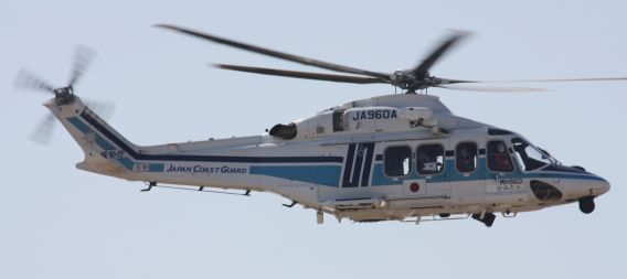 AW139 JA960A