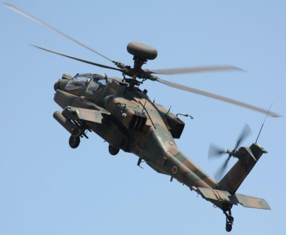 Kasumigaura AH-64D