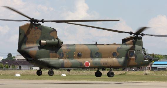 CH-47J Kasumigaura