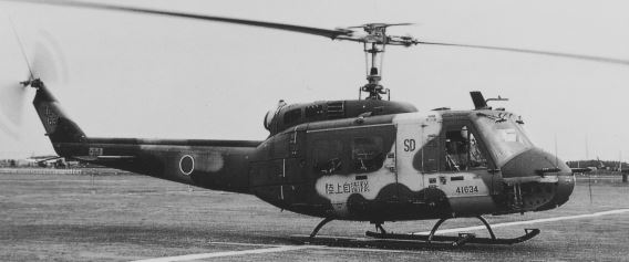 JGSDF UH-1H