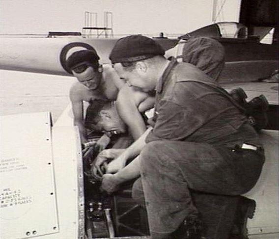 Iwakuni June 1954
