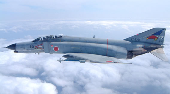 F-4EJKai Phantom