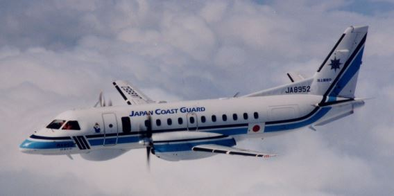 JCG Saab 340