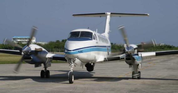 Beech 350 MA867