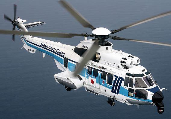 JCG Super Puma MH687