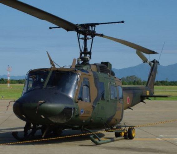 JGSDF UH-1J