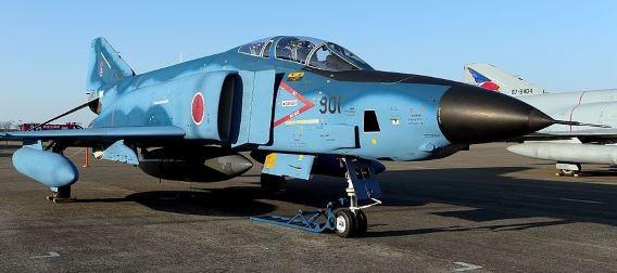 First JASDF RF-4E