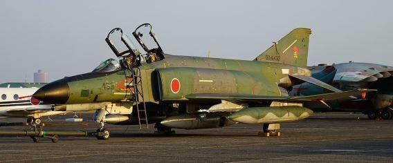 RF-4EJ 501st Sqn