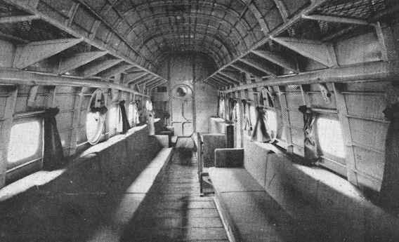 Kawanishi Seiku interior (2)