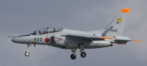 JASDF Naha T-4