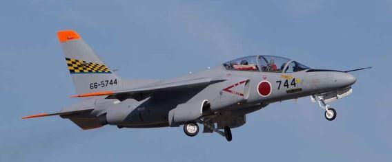 31st Sqn JASDF T-4