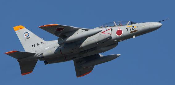 JASDF Kasuga T-4