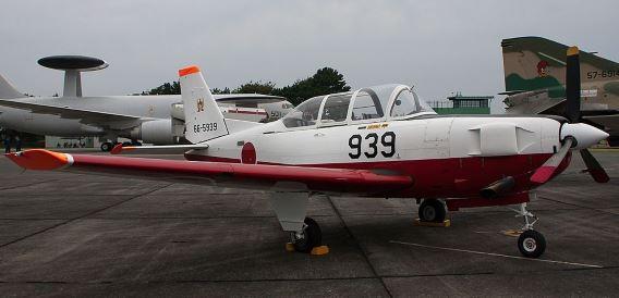 1st TS JASDF T-7