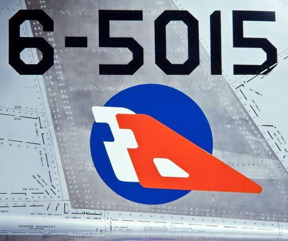 F-104DJ 205Sqn marking