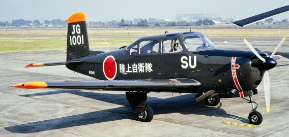 JGSDF TL-1 Tachikawa