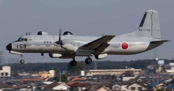 YS-11EB JASDF