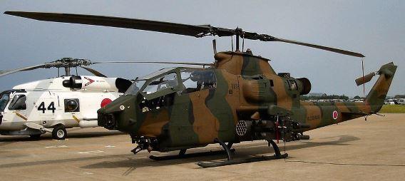 AH-1S JGSDF 5th ATH