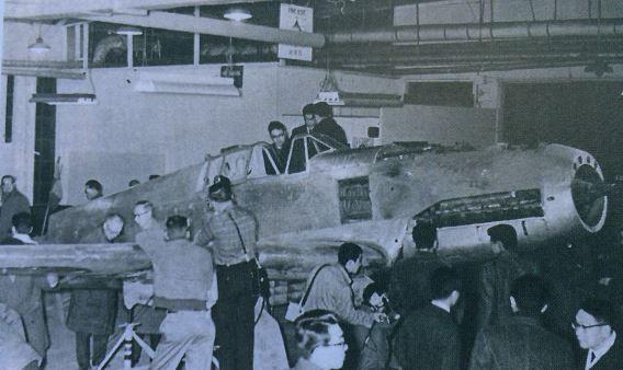 Ki-61 Tachikawa