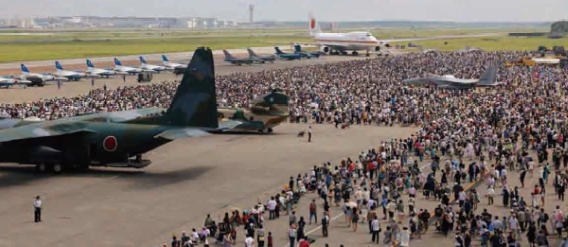 Chitose airshow 2016