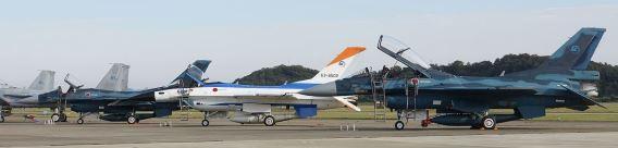 Gifu F-2 lineup