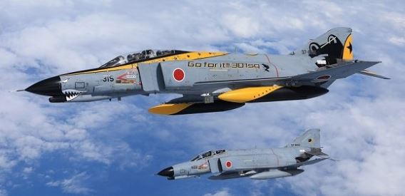 Hyakuri 301st special F-4EJ