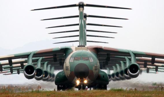 JASDF C-1 conga
