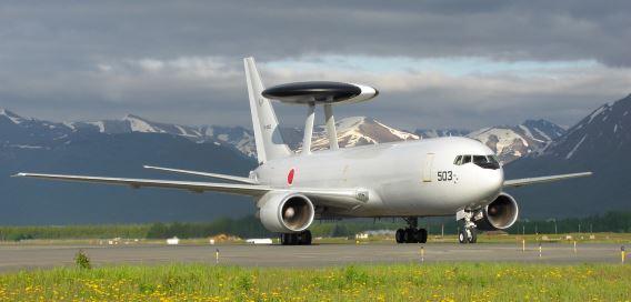 Elmendorf JASDF E-767
