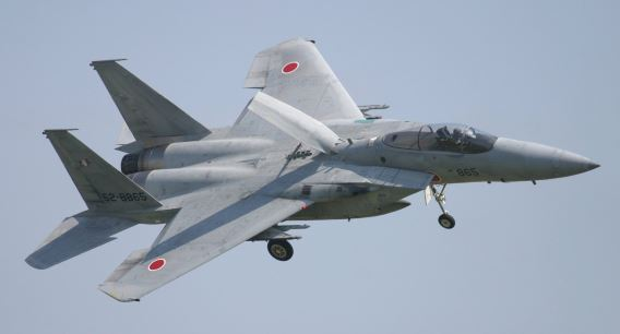 JASDF F-15J Chitose
