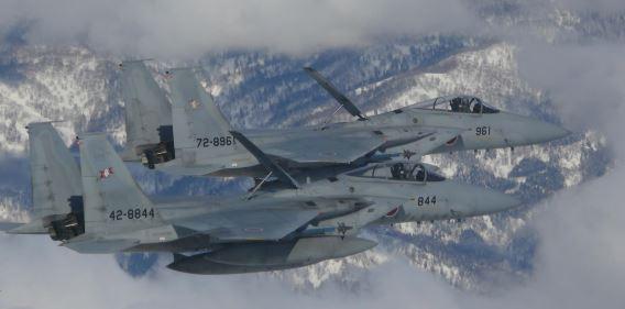 F-15J JASDF Chitose