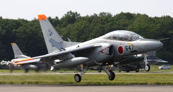 JASDF Northern Air Command T-4