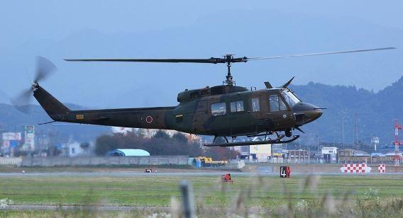 JGSDF Jinmachi UH-1J