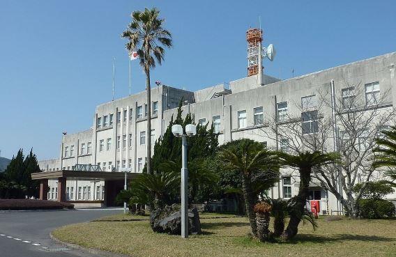 Kanoya former 1stFAW HQ