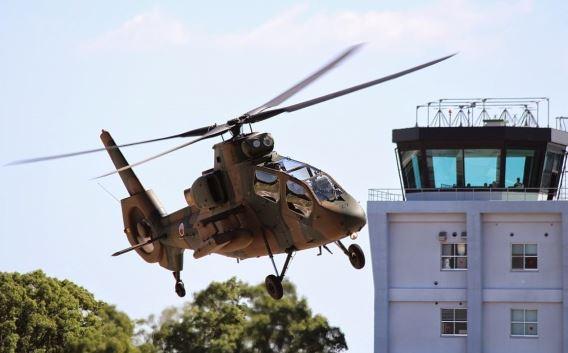 JGSDF Metabaru OH-1