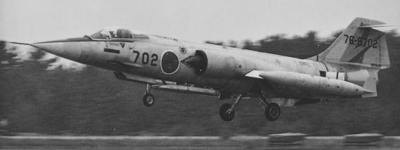 F-104J 202 Sqn