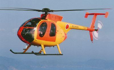 JMSDF OH-6DA