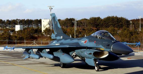 JASDF Misawa F-2A