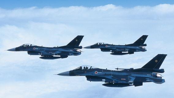 JASDF gallery F-2