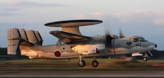 JASDF E-2C Misawa