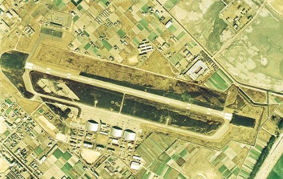 Tokushima Airport 1974
