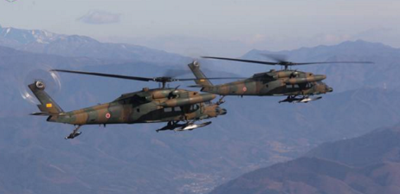 JGSDF 12th AvSqn, 3rd Flight UH-60JA