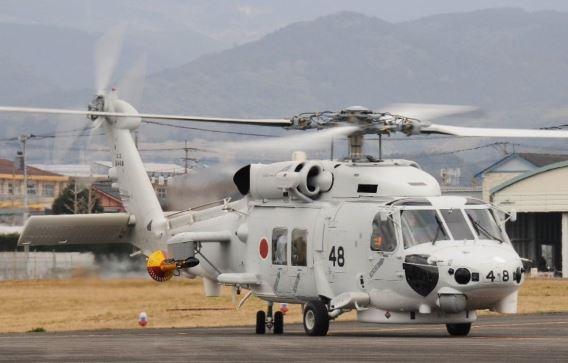 22nd Sqn JMSDF SH-60K