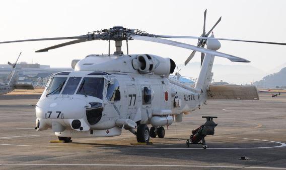 22 Sqn JMSDF SH-60J