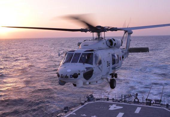 23 Sqn JMSDF SH-60K
